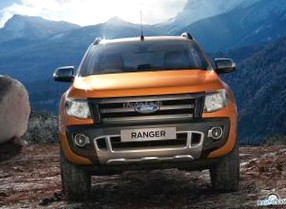 Отзыв об автомобиле FORD RANGER  (ФОРД Рэйнджер), 2,5-L Дизель, пикап, МКПП, 4WD, 2008 г.в.