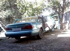 Отзыв об автомобиле FORD TAURUS  (ФОРД Таурус), седан, АКПП, 4WD, 2011 г.в.