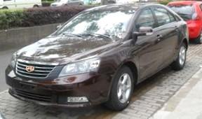 Отзыв об автомобиле Geely Emgrand  (Джили Емгранд), 1,8-L , седан, АКПП, 2012 г.в.