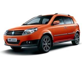 Отзыв об автомобиле Geely МК CROSS  (Джили МК Кросс), 1,5-L, SUV (кроссовер), МКПП, 2010 г.в.