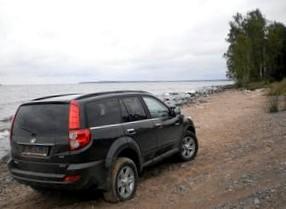 Отзыв об автомобиле Great Wall Hover (Грейт Волл Ховер), 2,4-L, внедорожник (SUV), 4WD, МКПП, 2008 г.в.