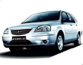 Отзыв об автомобиле Hafei Princip (Хафей Принцип), 1,6-L, седан, МКПП, 2008 г.в.