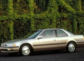 Отзыв об автомобиле Honda Accord (Хонда Аккорд ), 2,0-L F20A, купе, АКПП, 1993 г.в.