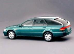 Отзыв об автомобиле Honda Accord (Хонда Аккорд ), 2,3-L F23A, универсал, 4WD, АКПП, 1998 г.в.