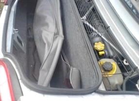 Отзыв об автомобиле Honda Beat  (Хонда Бит ), 0,7-L , кабриолет, МКПП,  1993 г.в.