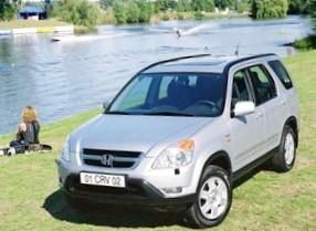 Отзыв об автомобиле Honda C-RV  (Хонда С-РВ), 2,0-L K20A, SUV, АКПП, 4WD, 2001 г.в.