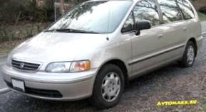 Отзыв об автомобиле Honda C-RV  (Хонда С-РВ), 2,0-L, SUV, АКПП, 4WD, 1997 г.в.