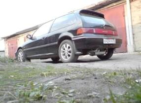 Отзыв об автомобиле Honda Civik  (Хонда Цивик), 1,5-L D15B, хэтчбек, МКПП, 1991 г.в.