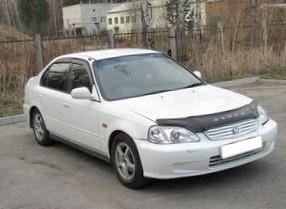 Отзыв об автомобиле Honda Civik  (Хонда Цивик), 1,5-L D15B, хэтчбек, АКПП, 1991 г.в.