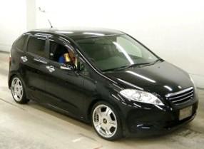 Отзыв об автомобиле Honda F-RV  (Хонда Ф-РВ), 2,0-L K20A9, минивэн, МКПП,