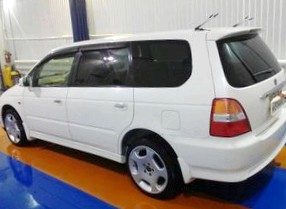 Отзыв об автомобиле Honda Shuttle (Хонда ШАТЛ), 2,3-L , минивэн, АКПП, 1999 г.в.