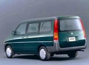 Отзыв об автомобиле Honda Stepwgn (Хонда СТЕПВЭГН), 2,0-L B20B, минивэн, АКПП, 1996 г.в.