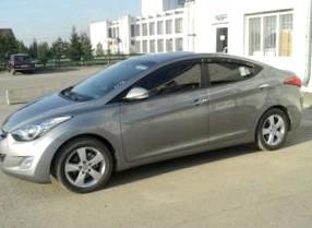 Отзыв об автомобиле HYUNDAI Avante (ХЕНДАЙ Аванте), 1,6-L , седан, АКПП, FWD,  2012 г.в.