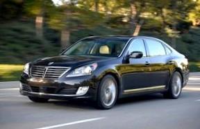 Отзыв об автомобиле Hyundai Equus (Хендай Экус),  3,8-L , представительский седан, АКПП,  2012 г.в.