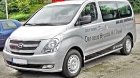 Отзыв об автомобиле Hyundai H-1 (Хендай H-1 (Х-1)), 2,5-L, минивэн, МКПП,  2010 г.в.
