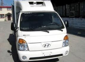 Отзыв об автомобиле Hyundai PORTER (Хендай Портер), 2,5-L diesel, грузовик, МКПП,  2009 г.в.