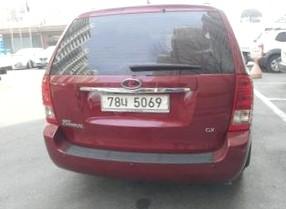 Отзыв об автомобиле KIA Carnival (КИА Карнивал), 3,8-L, минивэн,  АКПП, 2008 г.в.