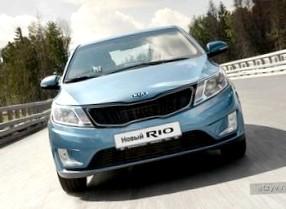 Отзыв об автомобиле KIA Rio (КИА Рио), 1,4-L , хэтчбек,  АКПП, 2009 г.в.
