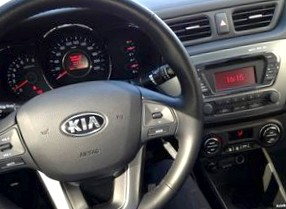 Отзыв об автомобиле KIA Rio (КИА Рио), 1,6-L, седан, АКПП ,  2012 г.в.