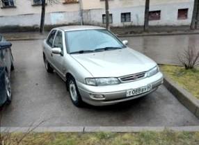 Отзыв об автомобиле KIA Sephia (КИА Сефия), 1,5-L, седан, МКПП, 1994.в.