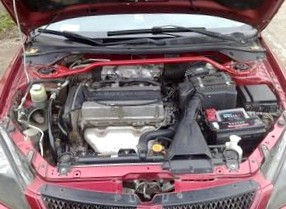 Отзыв об автомобиле Mitsubishi Lancer (Мицубиси Лансер),  1,8-L , седан, АКПП (вариатор), FWD,  2008 г.в.