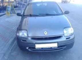 Отзыв об автомобиле RENAULT Clio (РЕНО Клио), 1,4-L, хэтчбек, МКПП, 2000 г.в.