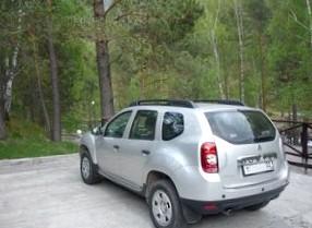 Отзыв об автомобиле RENAULT Duster (РЕНО Дастер), 1,6-L, кроссовер (SUV), МКПП, 2012 г.в.
