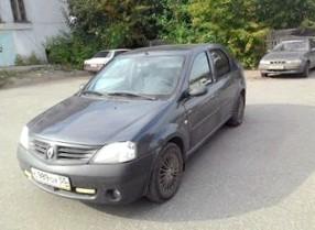 Отзыв об автомобиле Renault Logan (Рено Логан), 1,6-L , седан,  МКПП, 2007 г.в.