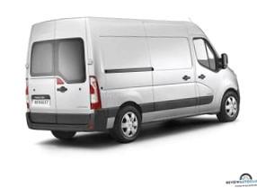 Отзыв об автомобиле Renault Master (Рено Мастер), 2,3-L , минивэн,  МКПП, 2010 г.в.