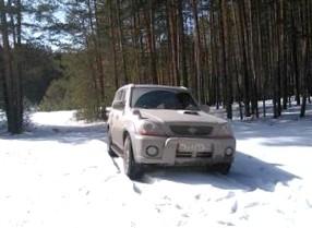 Отзыв об Хендай Терракан (Hyundai TERRACAN), 2.9-L , кроссовер (SUV), АКПП, 4WD, 2003 г.в.