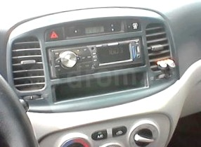 Отзыв об Хендай Верна (Hyundai Verna), 1,4-L , седан,  МКПП, 2007 г.в.