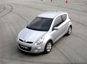Отзыв об Hyundai i20  (Хендай аЙ 20), 1,4-L , хэтчбек,  АКПП, 2009 г.в.