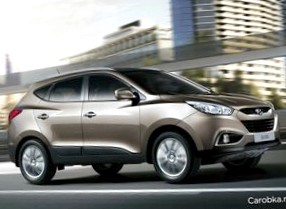 Отзыв об Hyundai ix35  (Хендай аЙИкс 35), 2.0 -L , кроссовер (SUV),  МКПП, 2010 г.в.