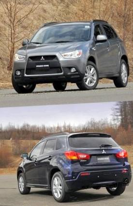 Отзыв об Mitsubishi ASX (Мицубиси АСХ), 1.8 -L , кроссовер (SUV),  2WD, МКПП, 2011 г.в.