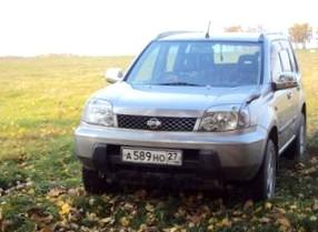 Отзыв об Ниссан Экстрейл  (Nissan X-Trail), кроссовер (SUV),  АКПП, 2.0-L, 2000 г.в.