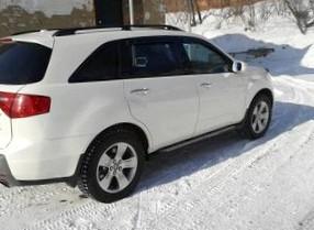 Отзыв владельца Акура МДХ (Acura MDX), 3.7-л, 4WD, АКПП, кроссовер (SUV), 2007 г.в.