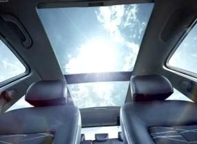 Панорамная крыша на автомобиле: преимущества и недостатки