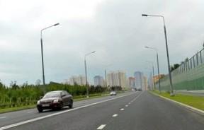 Первая платная трасса в «новой Москве» соединит вылетные магистрали