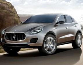 Первый кроссовер марки Maserati будут собирать в Турине
