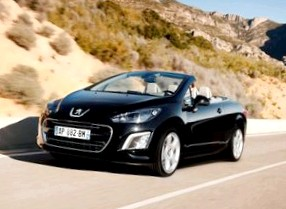 Peugeot 308 CC: Осеннее дежавю