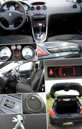 Peugeot 308: О-О-О, господа желают погорячее...!?