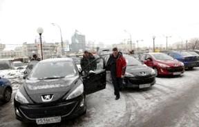 Peugeot 308: Покорение России. Автопробег Москва – Иркутск. Часть 1