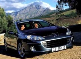 Peugeot 407 Coupe (Львиная доля)