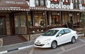 Peugeot 408 1.6 HDi: Отличник!