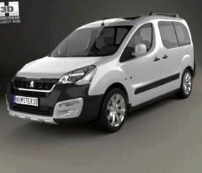 Peugeot Partner Tepee (Всё в семью)