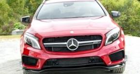 Почему Mercedes GLA45 AMG не кроссовер. История поездки в 3.200 км