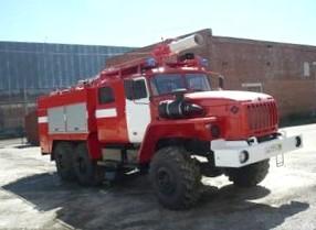 Пожарная спецавтотехника