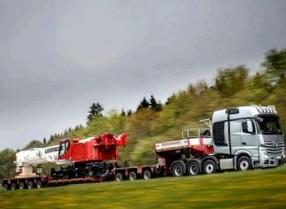 Проезд грузовиков по всем дорогам Подмосковья станет платным
