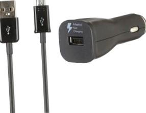 Простейшее ЗУ для мобильных телефонов от бортовой сети автомобиля