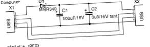 Простой регулятор мощности для зарядного устройства